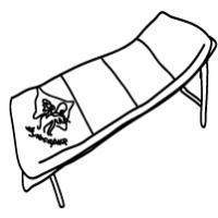 Матрасы, одеяла, сидушки