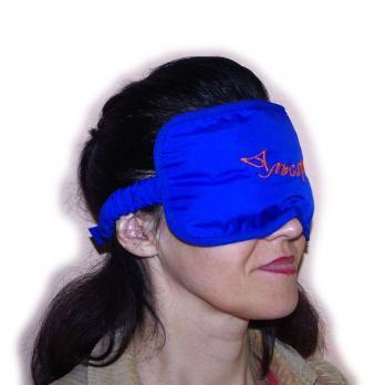 """Маска для сна (""""очки"""" 12 х 24) с чехлом"""