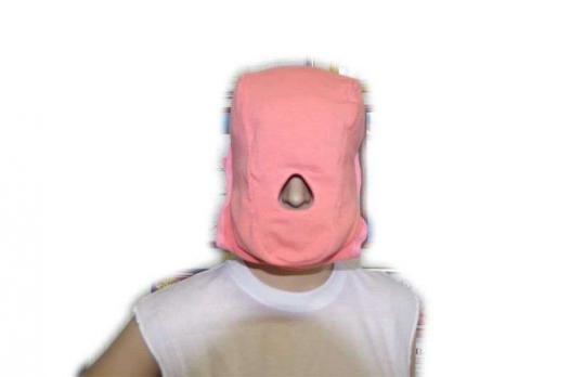 Маска для лица косметическая (трикотаж)