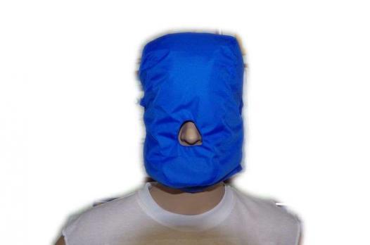 Маска для лица косметическая (полиэфир)